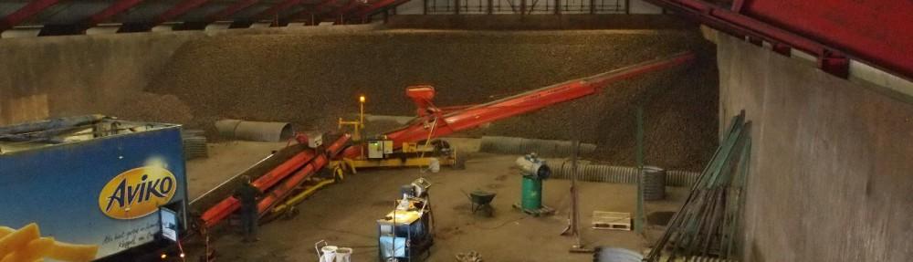 De Lange Heikant BV | Aardappelopslag, Machine Reparatie & Onderhoud