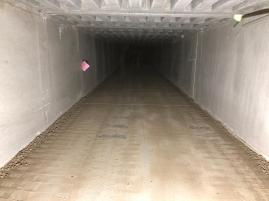 Ondergrondse Kanelen Schoon